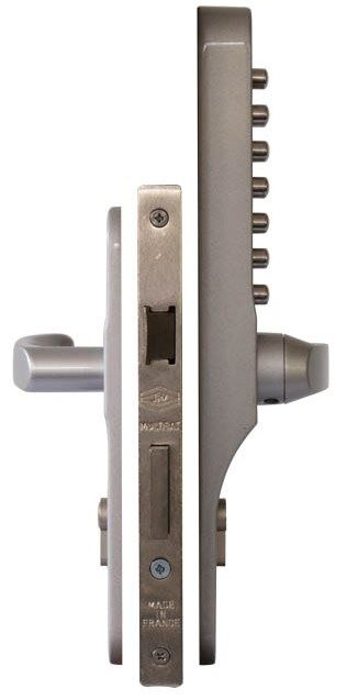 Keylex 700 series - High security, standard duty