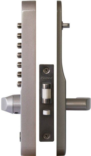 Keylex 800 series - Medium security, standard duty
