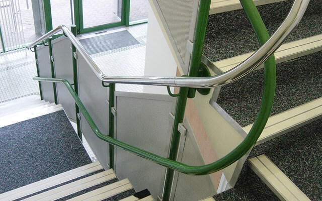 Handrail infill solutions for commercial applications